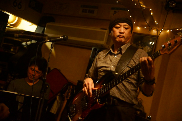 てきさすいーだ blues live at Bright Brown, Tokyo, 15 Nov 2015. 074
