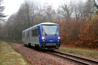 X74501 Loreux (TER Valençay - Salbris)