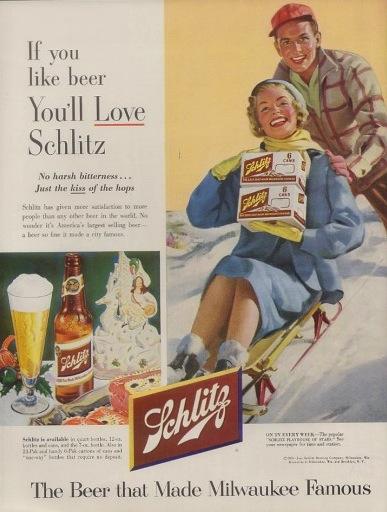 Schlitz-1953-sledding