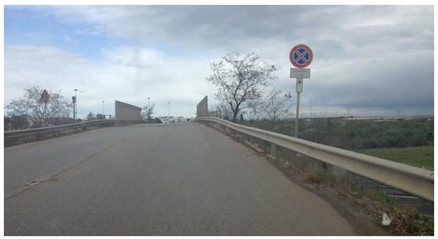 CAsamassima-I Ponti Auchan ritornano nell'agenda dell'Amministrazione Cessa-Ponte Auchan - via Noicattaro