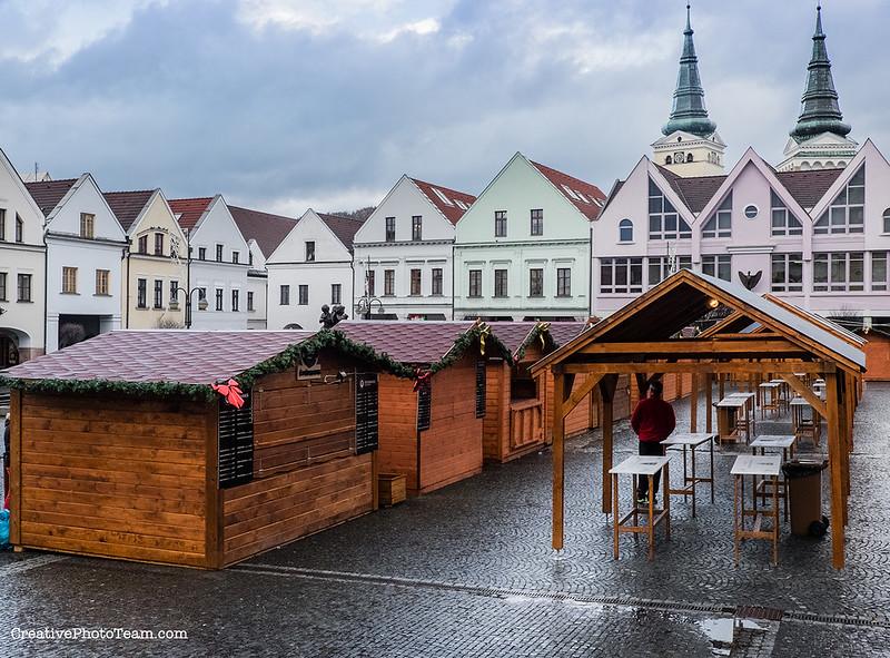 Марианская площадь, Жилина (Словакия)