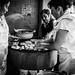 preparazione dell'huitlacoche por Angelo Petrozza