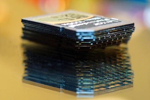 Memory Card Corners
