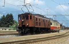 - SBB   Ae3/6   10414  bis