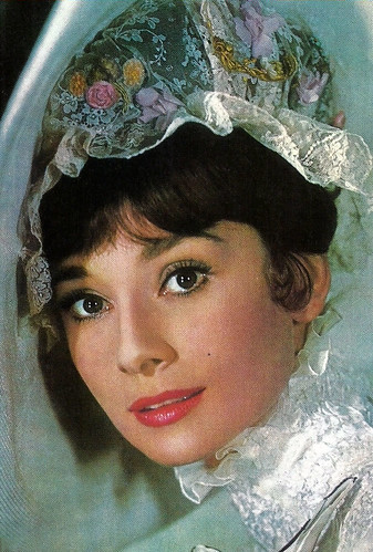 Audrey Hepburn in My Fair Lady (1964)