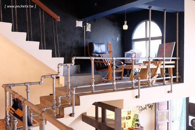 32019578305 7b5d2ec51f z - 日安小砌。手作食堂:隱身在東海商圈巷弄間的咖啡館,老屋改造蛻變成很有溫度的空間,就在東海雞爪凍斜對面