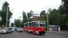 Irkutsk tram 71-605 219