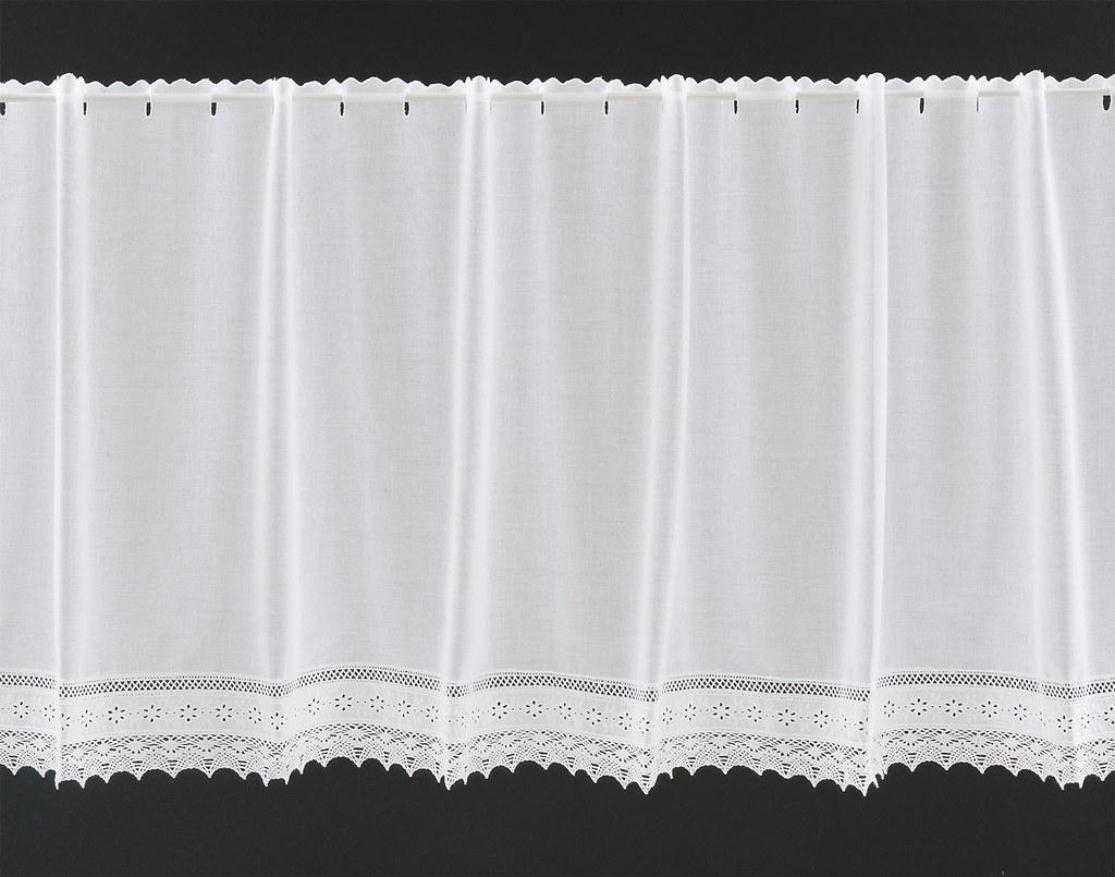 scheibengardine h kelspitze bistrogardine gardine panneaux. Black Bedroom Furniture Sets. Home Design Ideas