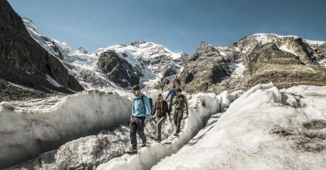 Morteratsch – nakoukněte do historie švýcarského ledovce