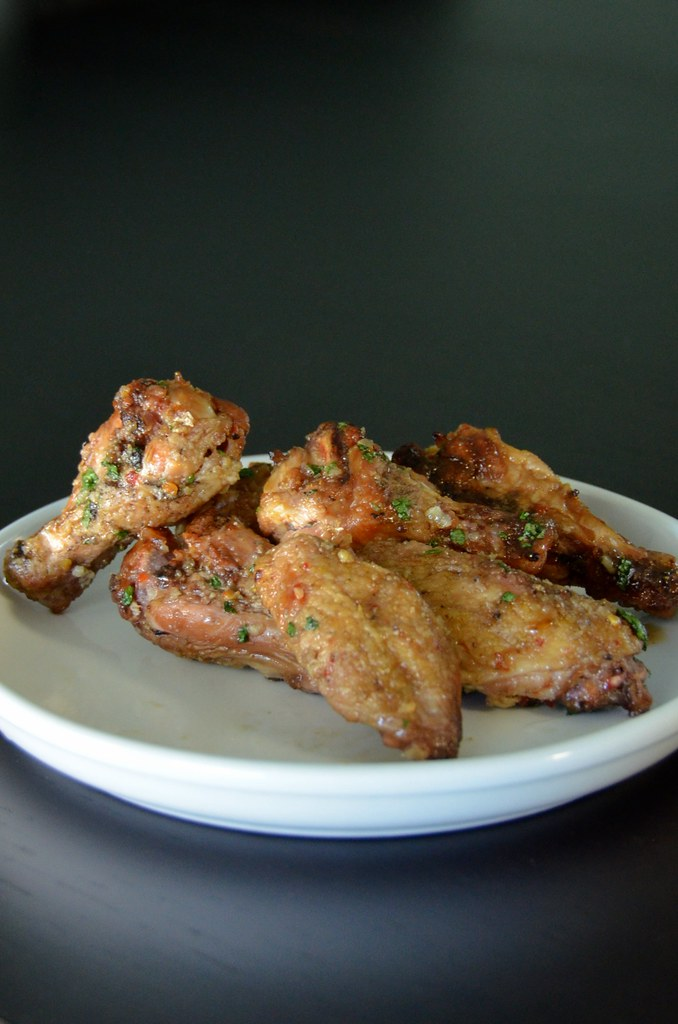 Vietnamese Chicken Wings