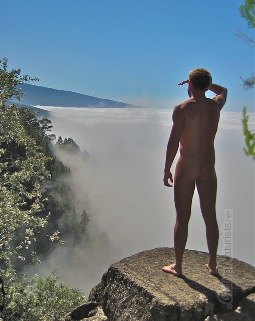 naturist 0007 Tenerife, Canary Islands, Spain