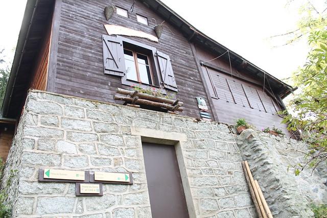 chalet du cerro 1358m