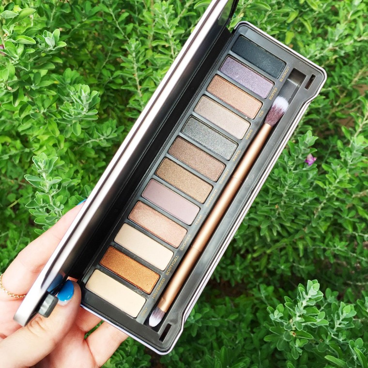 Urban Decay Naked 2 Palette | adaatude.com