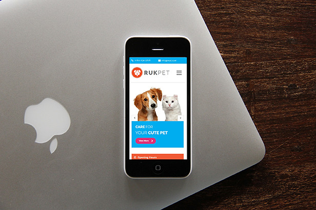 Rukpet - Pet Care Services Template - 10