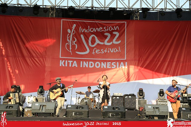 Indonesian Jazz Festival 2015 - Svarna(2)
