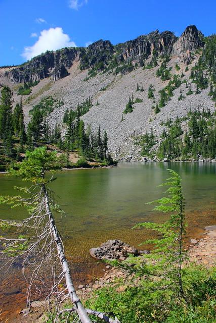 IMG_6312 Hidden Lake, Palisades Lakes Trail, Mount Rainier National Park