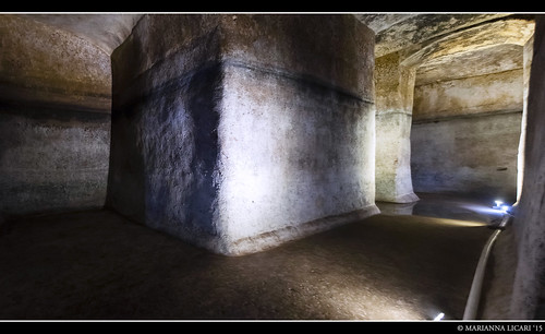 La Cisterna della Dragonara #3