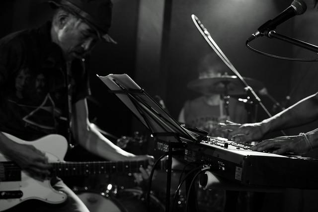 ファズの魔法使い live at 獅子王, Tokyo, 02 Sep 2015. 295
