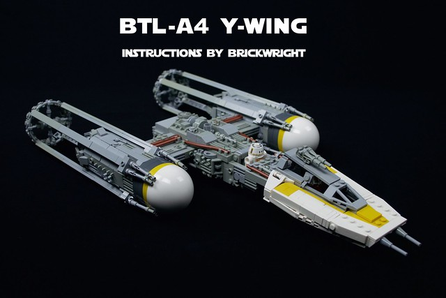 You Can Build This Awesome Y Wing Bricknerd Your Place For All