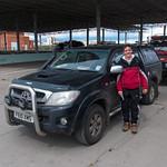 Ingleses cruzando a Mongolia