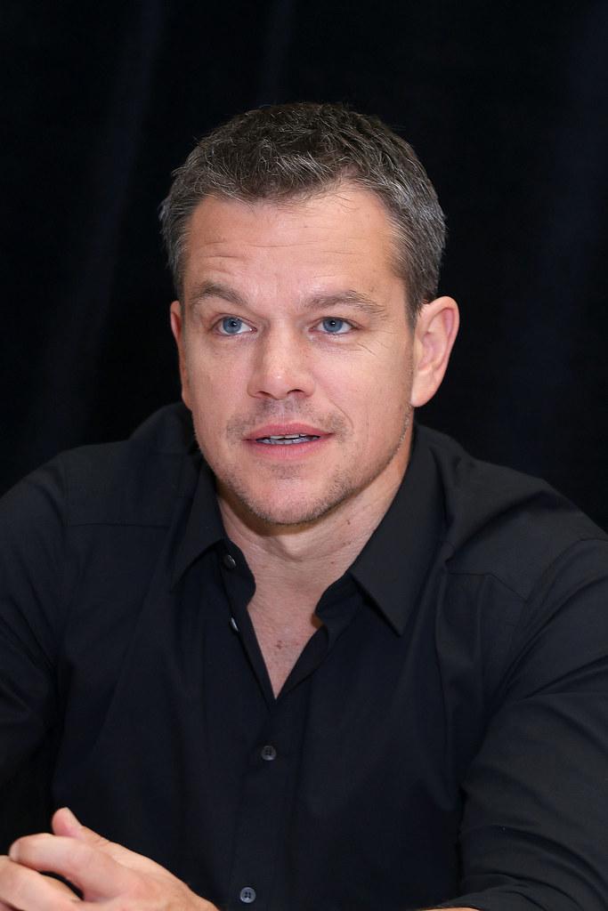 Мэтт Деймон — Пресс-конференция «Марсианин» на «TIFF» 2015 – 22