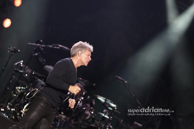 Entertainment - Bon Jovi - 2015 Singapore Airlines Formula 1 Singapore Grand Prix