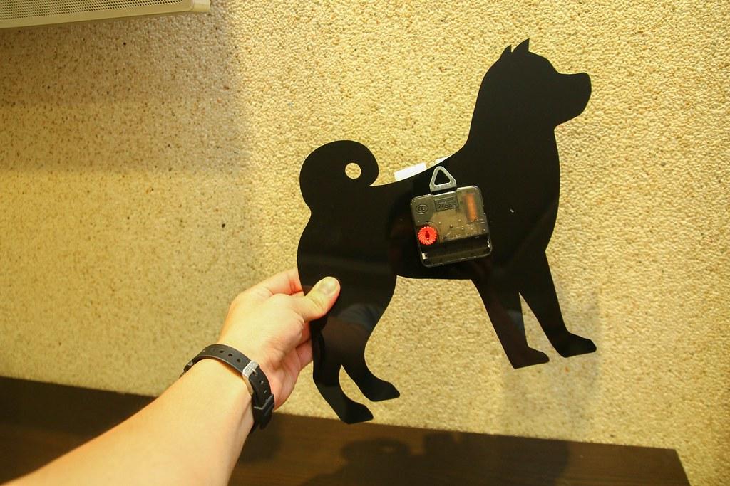 柴犬時鐘 (6)
