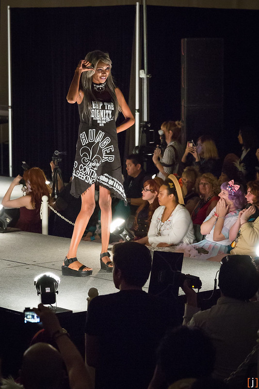 Pacific Media Expo 2015 Fashion Show