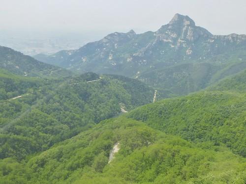 CH-Mont Taishan-téléphérique (3)