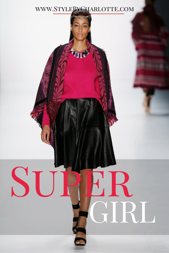 Trend Report: Cape and Ponchos ft. DIMITRI I www.StyleByCharlotte.com