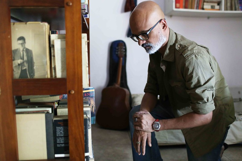 City Library – Jeet Thayil's Books, Safdarjung Development Area