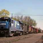 CR 2909-2327-7476, VJ-1a, Haworth, NJ. 4-29-1978
