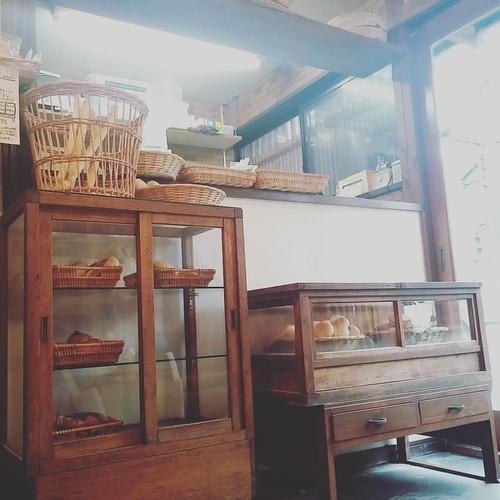 古民家のパン屋さん