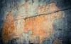 Damaged frescoes by N-Sarn