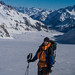 Ski touring the Tazman by 1yen