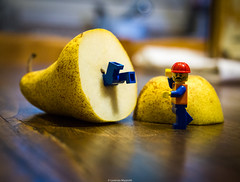 Lego Operation Pear