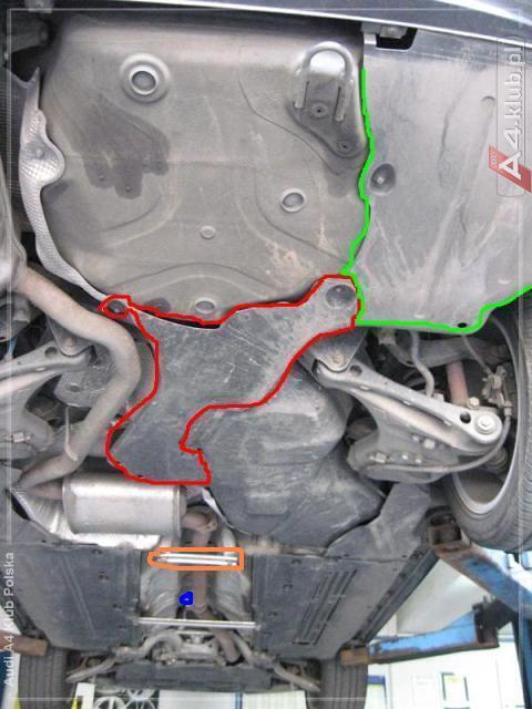 58318 - Wymiana ori układu wydechowego na podwójny od 2.5TDI - 5