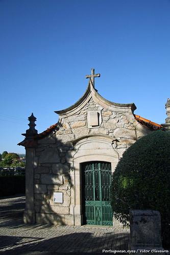 Capela de Nossa senhora dos Passos - Vila da Ponte - Portugal