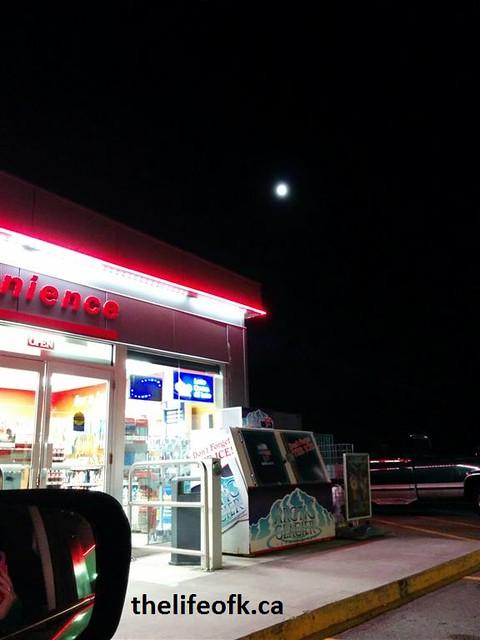 Toronto Trip Moon