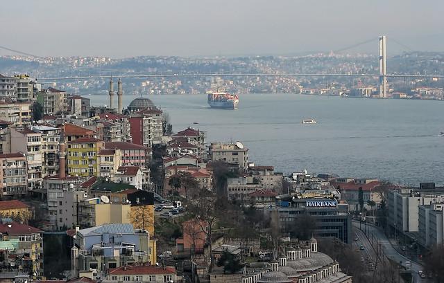 Estambul y el Bósforo - Istanbul and the Bosphorus