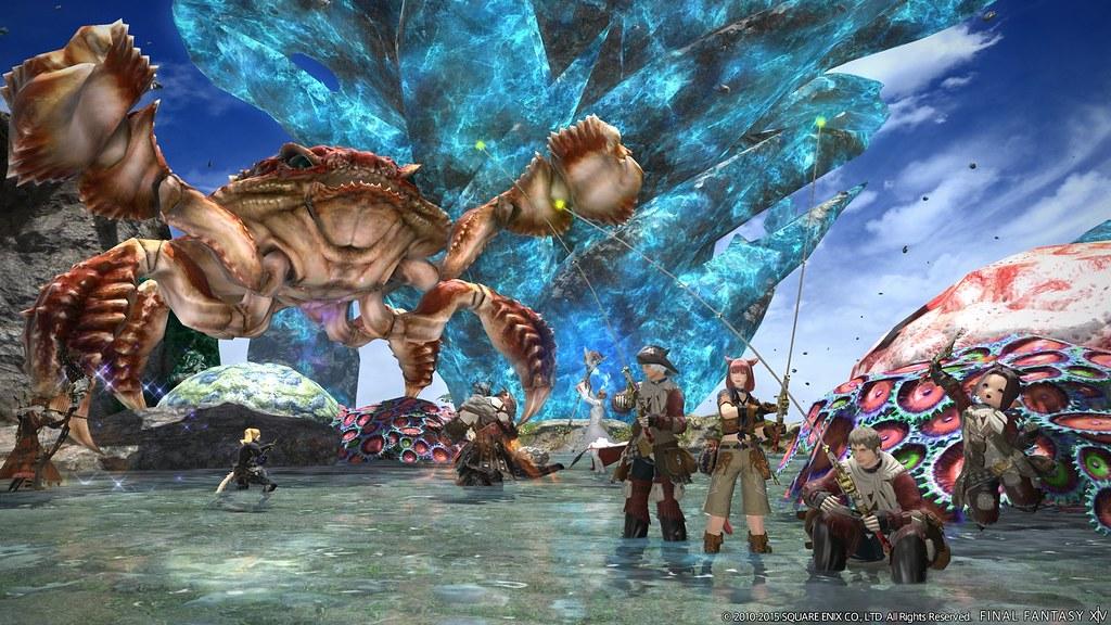 The Starlight Celebration Returns to Final Fantasy