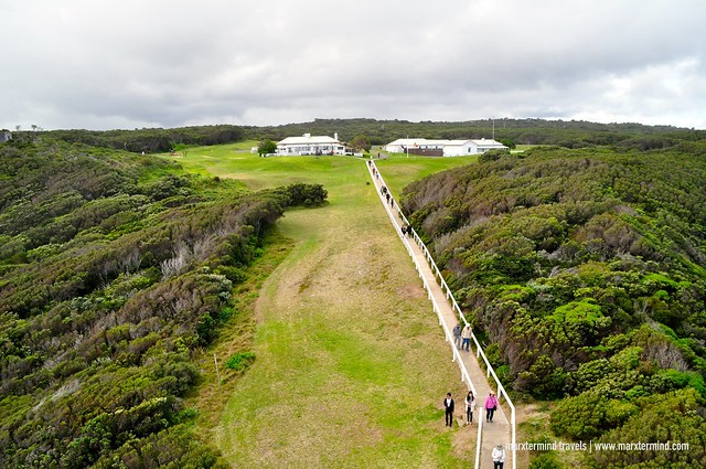 Beautiful Landscape at Cape Otway Lighthouse