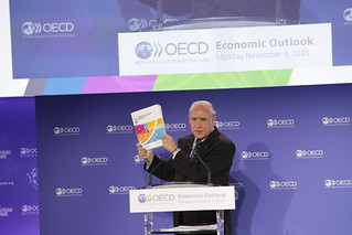 Presentation of the OECD Economic Outlook