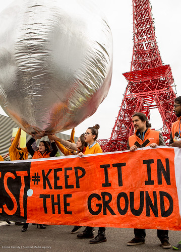 Keep it in the Ground - 350.org Divestment Event
