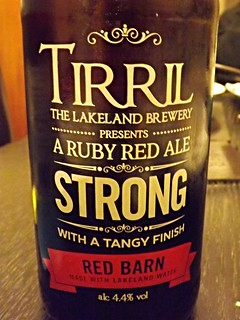 Tirril, Red Barn. England