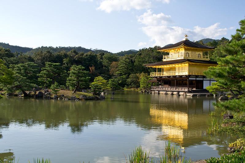 Kinkaku-ji, Kyoto's Golden Pavilion