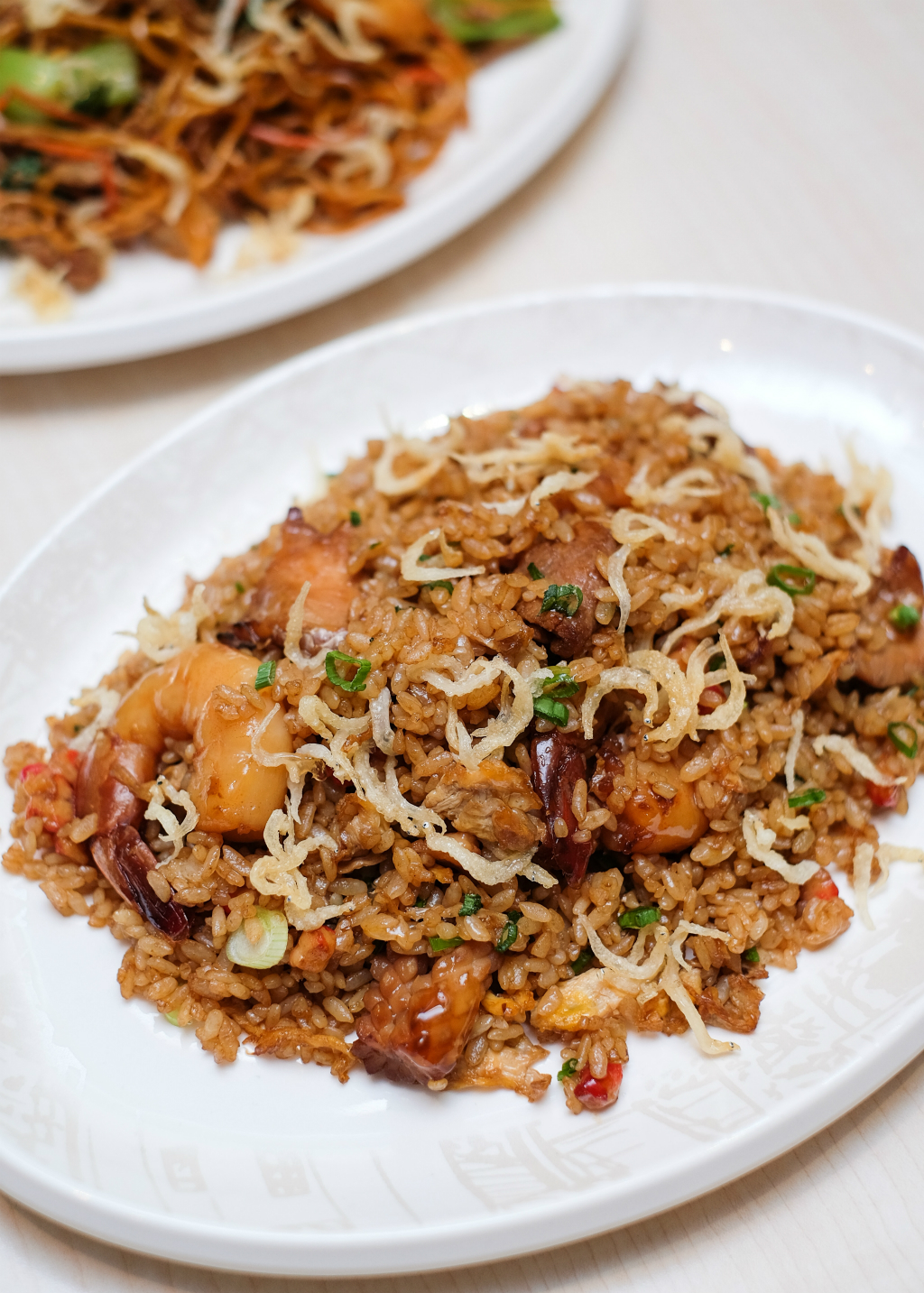 Xin Wang Hong Kong Café: XW Signature Fried Rice