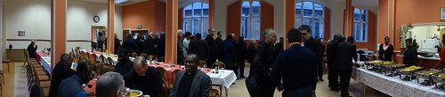 151215 - Mass and Lunch with Overseas Clergy Support Group - Woolwich