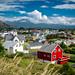 Bud, Fræna, Møre og Romsdal, Norge by North Face