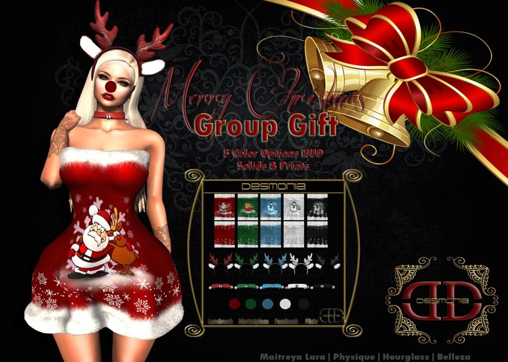 Sexy Reigndeer Group Gift - SecondLifeHub.com